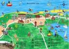 Карта Янтарного